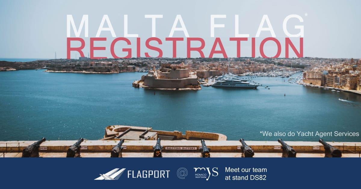Flagport at Monaco Yacht Show